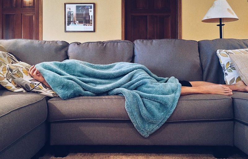 5 Ways to Get a Great Night's Sleep