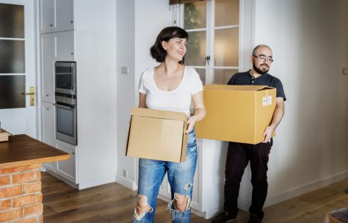 4 Reasons Moving in Together Seems Like a Good Idea